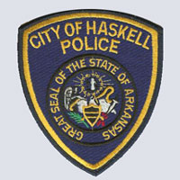 Haskell, AR Police Patch