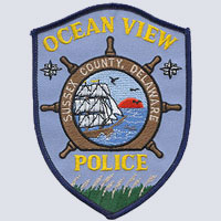 Ocean View, DE Police Patch