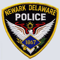 Newark, DE Police Patch