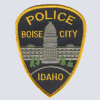 Boise, ID Police Patch