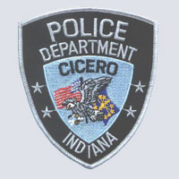 Cicero, IN Police Patch