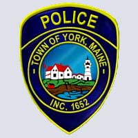 Maine Police Patch, York