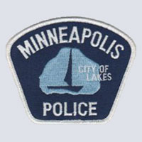 Minneapolis Police Department Patch