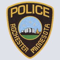 Rochester, MN Police Department Patch