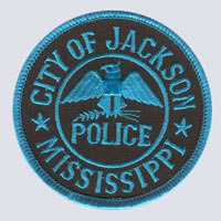 Jackson, MS Police Patch