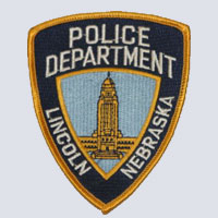 Lincoln, NE Police Department Patch