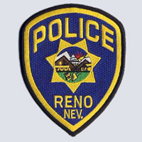 Reno, NV Police Patch