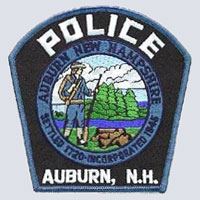 Auburn, NH Police Patch