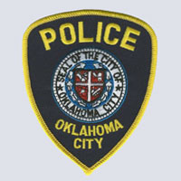 Oklahoma City, OK Police Patch