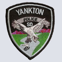 Yankton, SD Police Patch