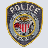 Jackson, TN Police Department Patch