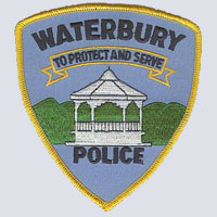 Waterbury VT Police Patch