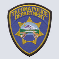 Tacoma, WA Police Department Patch
