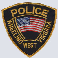 Wheeling, WV Police Patch