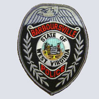 Barboursville, WV Police Patch