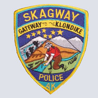 Skagway, AK Police Patch