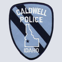 Caldwell, Idaho Police Patch
