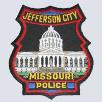 Jefferson City, MO Police Shoulder Patch