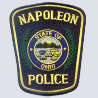 Napoleon, OH Police Patch