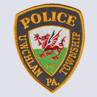 Uwchlan Township, PA Police Patch