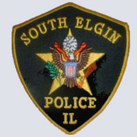 South Elgin, IL Police Patch