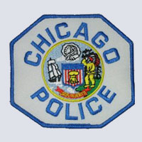 Chicago, IL Police Shoulder Patch