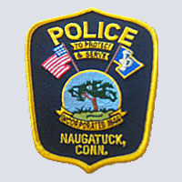 Naugatuck Police Shoulder Patch