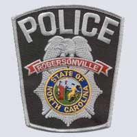 Robersonville, NC Police Patch