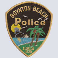 Boynton Beach, FL Police Patch