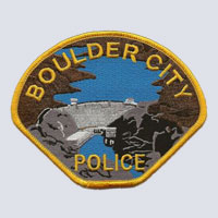 Boulder City, NV Police Patch