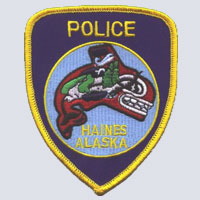 Haines, AK Police Shoulder Patch