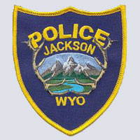Jackson, WY Police Patch