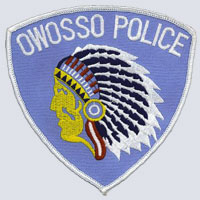 Owosso, MI Police Patch