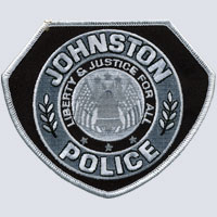 Johnston, IA Police Patch