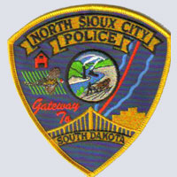 North Sioux City, SD Police Patch