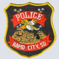 Rapid City, SD Police Patch