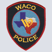 Waco, TX Police Patch