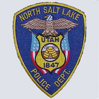 North Salt Lake, UT Police Patch