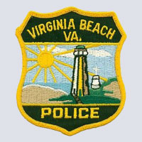Virginia Beach, VA Police Patch