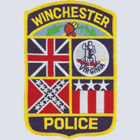 Winchester, VA Police Patch