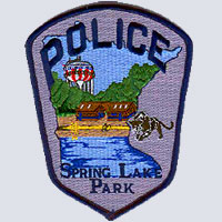 Spring Lake Park, MN Police Patch