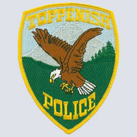 Toppenish, WA Police Patch
