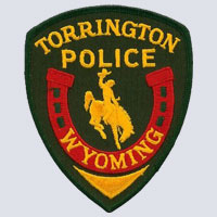 Torrington, WY Police Patch