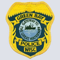 Green Bay, WI Police Patch