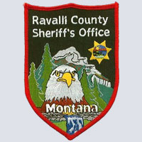 Ravalli County Sheriff's Patch
