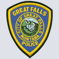 Great Falls, MT Police Patch