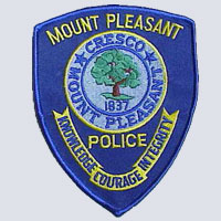 Mount Pleasant, SC Police Patch