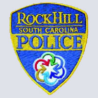 Rock Hill, SC Police Patch