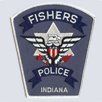 Fishers, IN Police Patch