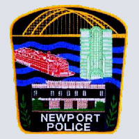 Newport, KY Police Patch